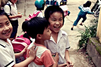 Thomas Junklewitz, Pause (Vietnam, Asien)