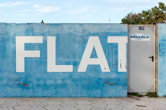 Arno Simons, Flat! (Spain, Europe)