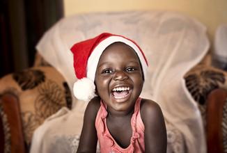 Victoria Knobloch, Frohe Weihnachten! (Uganda, Afrika)