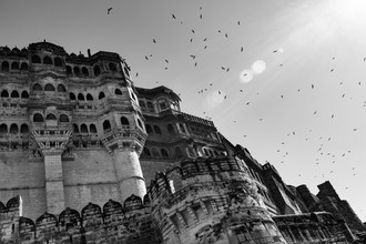 Sebastian Rost, Meherangarh Fort Jodhpur (Indien, Asien)