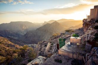 Eva Stadler, Oman: Lady Diana's Viewpoint (Oman, Asia)