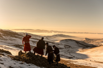 Philipp Weindich, First Mongolian Morning (Mongolia, Asia)