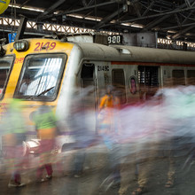 Sebastian Rost, Victoria Station Mumbai (Indien, Asien)