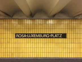 Rosa-Luxemburg-Platz - fotokunst von Claudio Galamini