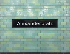Claudio Galamini, Alexanderplatz (Germany, Europe)