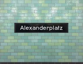 Claudio Galamini, Alexanderplatz (Deutschland, Europa)