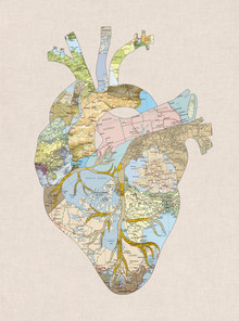 A Traveler's Heart II - Fineart photography by Bianca Green