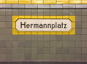 Claudio Galamini, Hermannplatz (Germany, Europe)
