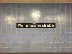 Claudio Galamini, Weinmeisterstraße (Deutschland, Europa)