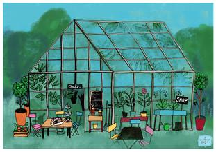 Constanze Guhr, The greenhouse (Deutschland, Europa)