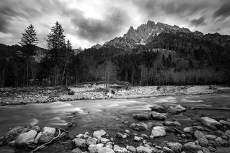 Stefan Czurda, River and Mountains (Austria, Europe)