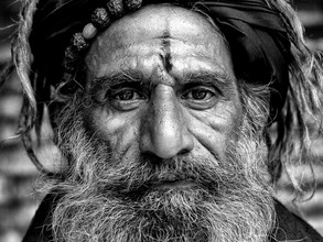 Jagdev Singh, the story of life (Nepal, Asia)