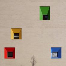 Roc Isern, Color palette (Spanien, Europa)