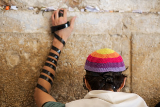 Miro May, Hakotel (Israel and Palestine, Asia)
