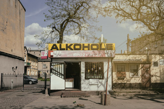 Polish Kiosk: »Alkohole« - Fineart photography by Eva Stadler