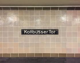 Claudio Galamini, Kottbusser Tor U8 (Deutschland, Europa)