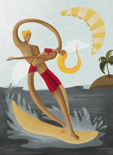 Amalia Restrepo, SURF LOVE (Kolumbien, Lateinamerika und die Karibik)