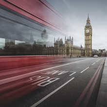 Big Ben  - London - fotokunst von Ronny Behnert