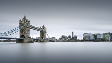Ronny Behnert, Skyline Study 2 - London (United Kingdom, Europe)