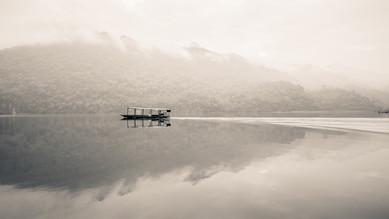 Arno Kohlem, Ba Be See (Vietnam, Asien)