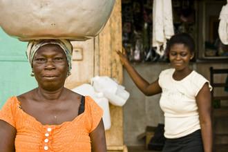 Antonia Bartning, Mach auch ein Foto von mir! (Ghana, Afrika)