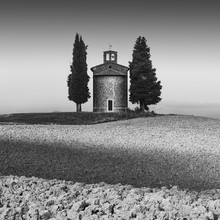 Ronny Behnert, Capella della Madonna di Vitaleta - Toskana (Italien, Europa)