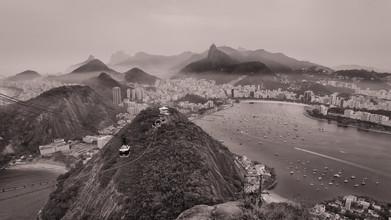 Dennis Wehrmann, panorama sugarloaf mountain | rio de janeiro | brasil 2017, panorama zuckerhut | rio de janeiro | brasil 2017 (Brasilien, Lateinamerika und die Karibik)