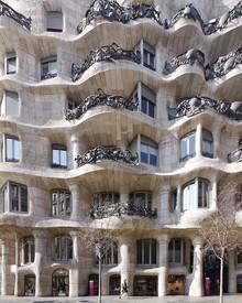 Roc Isern, Organic forms of Gaudí (Spanien, Europa)