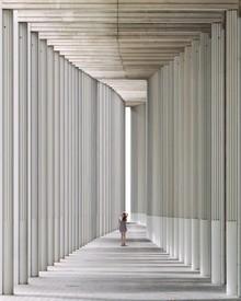 Roc Isern, Tunnel of light Pt.3 (Spain, Europe)