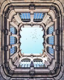 Roc Isern, Baroque frame (Spain, Europe)