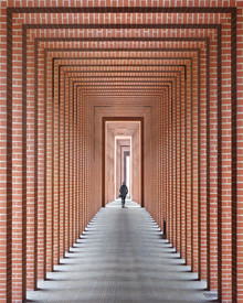 Tunnel of light - Fineart photography by Roc Isern