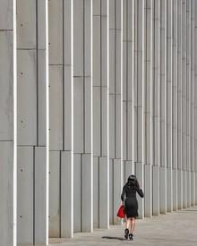 Roc Isern, Through the lines (Spain, Europe)