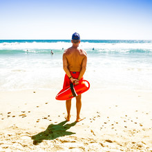 J. Daniel Hunger, Lifeguard #1 (Vereinigte Staaten, Nordamerika)