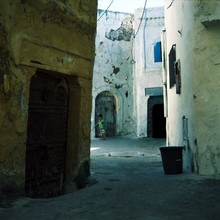 Andreas Kersten, alley   al-jadida (Marokko, Afrika)