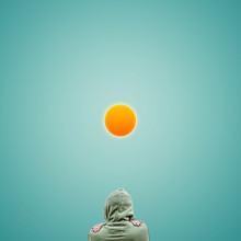 Uovo o Sole? - fotokunst von Caterina Theoharidou