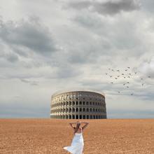 Caterina Theoharidou, Rome from my eyes (Italy, Europe)