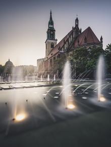 Ronny Behnert, Marienkirche am Alexanderplatz (Deutschland, Europa)