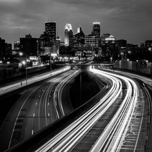 SKYLINE MINNEAPOLIS - fotokunst von Christian Janik