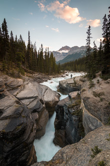Christoph Schaarschmidt, mistaya canyon (Canada, North America)