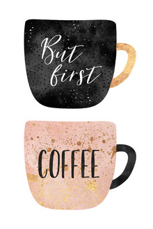 Elisabeth Fredriksson, But First, Coffee (Sweden, Europe)