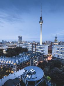 Ronny Behnert, Fernsehturm Berlin Aexanderplatz (Deutschland, Europa)