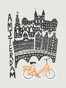 Fox And Velvet, Amsterdam Cityscape (Großbritannien, Europa)