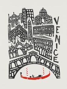 Fox And Velvet, Venice Cityscape (Großbritannien, Europa)