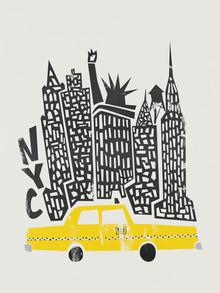 Fox And Velvet, New York Cityscape (United Kingdom, Europe)