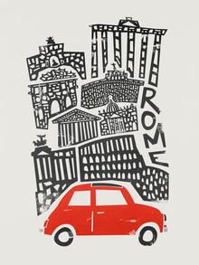 Fox And Velvet, Rome Cityscape (Großbritannien, Europa)