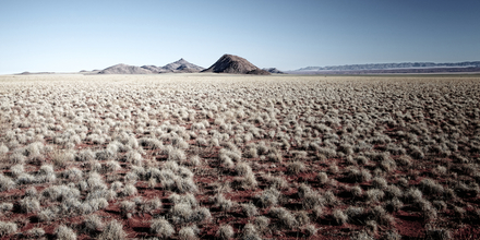 Norbert Gräf, At the end of nowhere #1 (Namibia, Afrika)