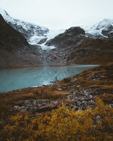 Philipp Heigel, GLACIER LAKES. (Schweiz, Europa)