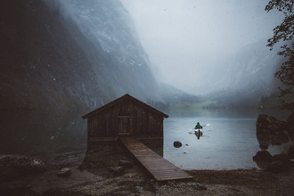Philipp Heigel, MOODY MORNING PADDLE. (Deutschland, Europa)