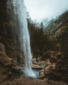 Philipp Heigel, CHASING WATERFALLS. (Slowenien, Europa)