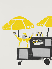 Fox And Velvet, The New York Hot Dog Vendor (Großbritannien, Europa)